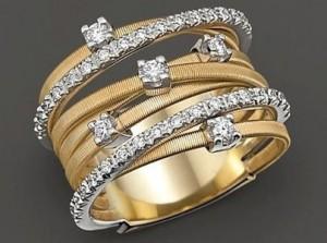 Como saber si una anillo es de oro