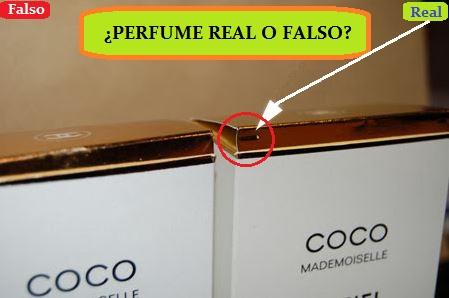 como saber cuando un perfume es original