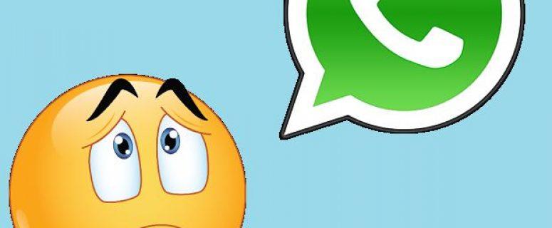 como saber si te han eliminado en WhatsApp