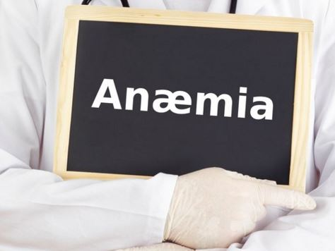 saber si tienes anemia