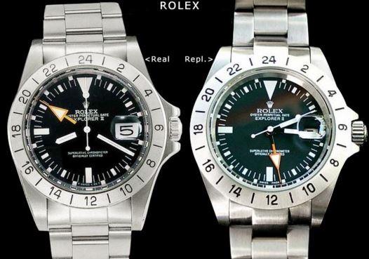 3357e808785d Cómo saber si un reloj es original o falso (réplica)